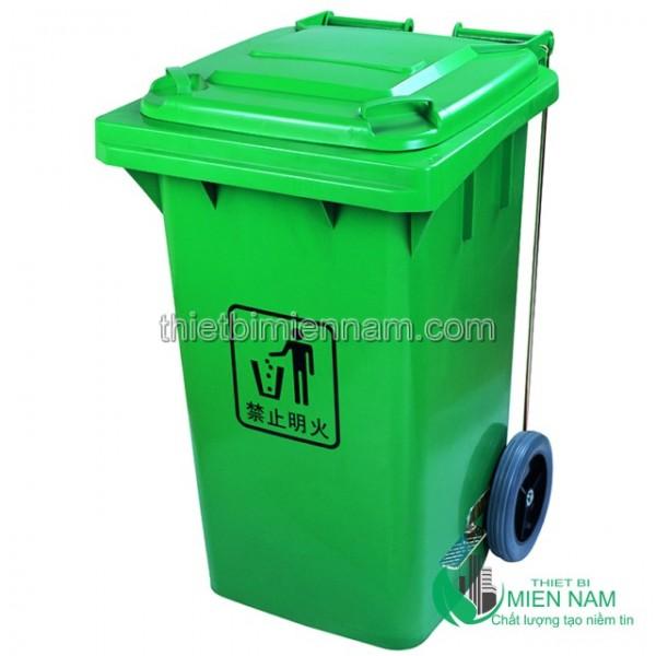 Thùng đựng rác ngoài trời giá rẻ AF07321